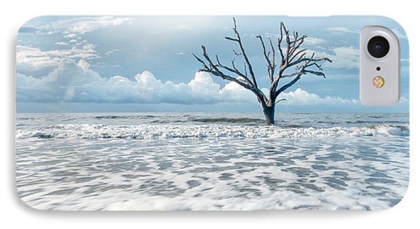 Surfside Tree IPhone Case
