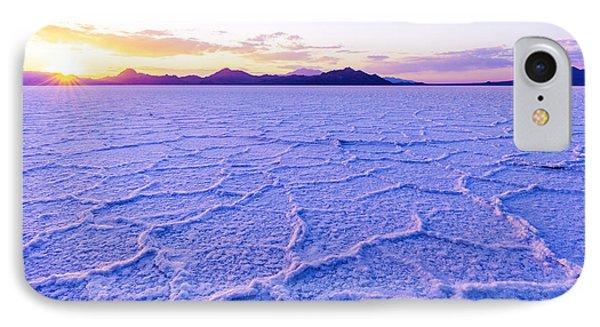 Desert iPhone 8 Case - Surreal Salt by Chad Dutson