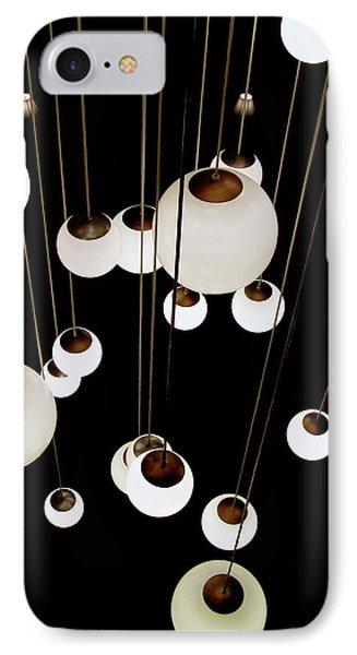 Suspended - Balls Of Light Art Print IPhone Case