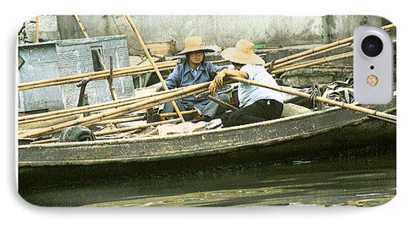 Suzhou Market  IPhone Case
