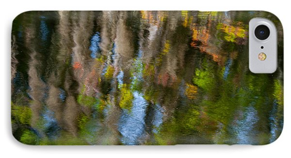 Swamp Colors IPhone Case