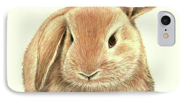 Sweet Bunny IPhone Case