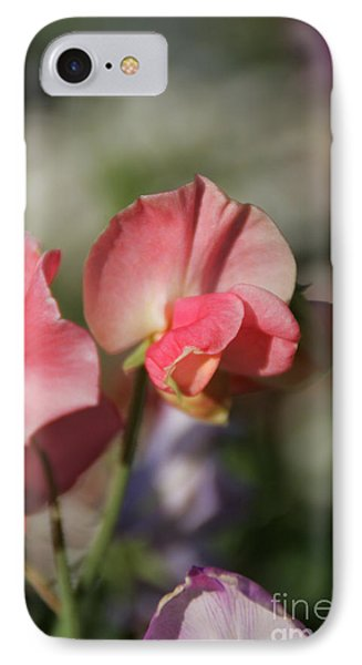 Sweet Sweet-peas IPhone Case