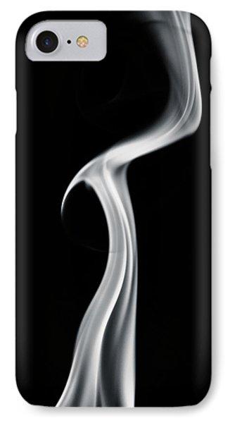 Swirling Hook IPhone Case