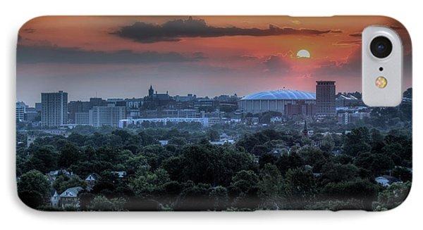 Syracuse Sunrise IPhone Case