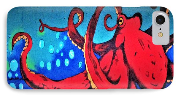 Tacoma Octopus  IPhone Case
