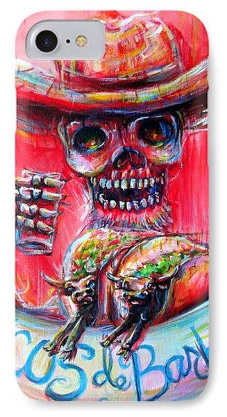 Tacos De Barbacoa IPhone Case