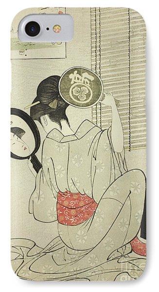 Takashima Ohisa IPhone Case