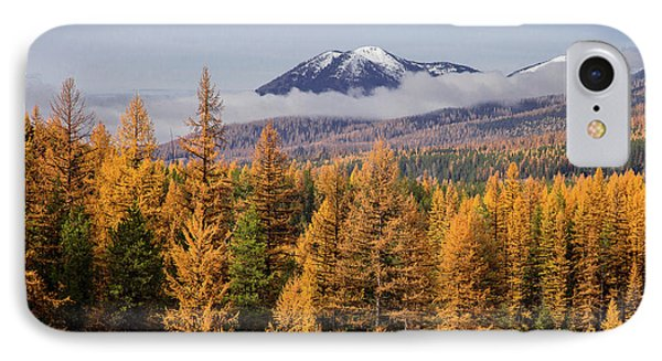 Tamarack Glory IPhone Case