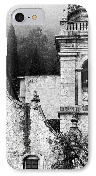Taormina Church Detail IPhone Case