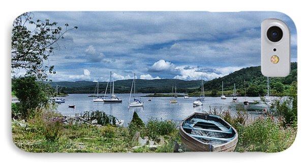 Tayvallich Harbour IPhone Case