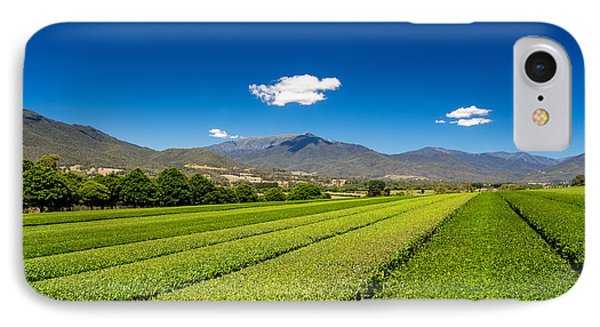 Tea In The Valley IPhone Case