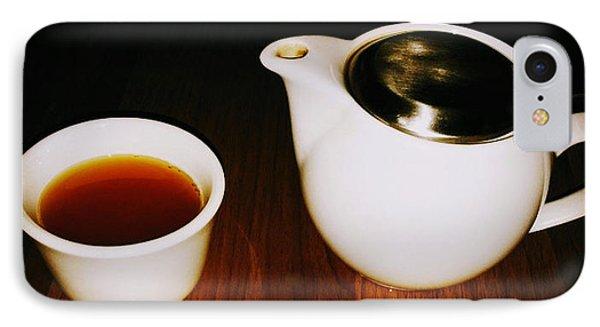 Tea-juana IPhone Case
