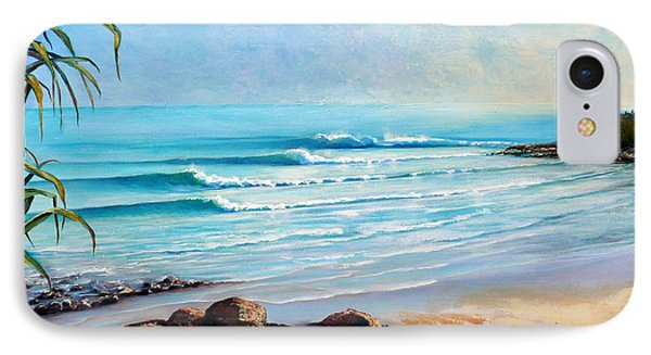 Tea Tree Bay Noosa Heads Australia IPhone Case