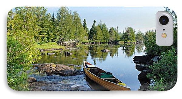 Temperance River Portage IPhone Case