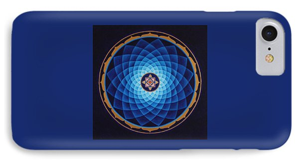 Temple Of Healing IPhone Case