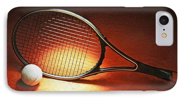 Tennis Racket IPhone Case