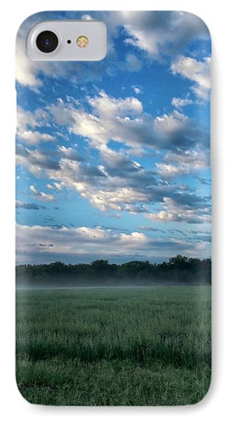 Texas Sky IPhone Case