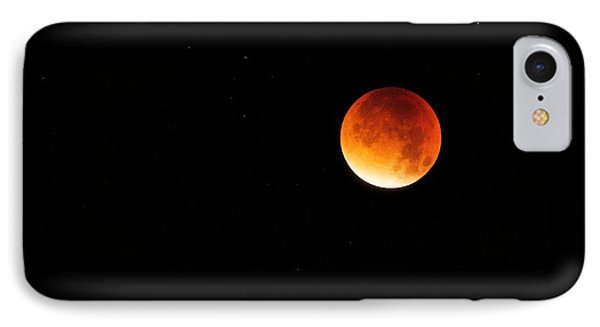 The 2015 Blood Moon  IPhone Case