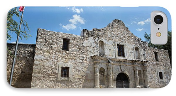 The Alamo Texas IPhone Case