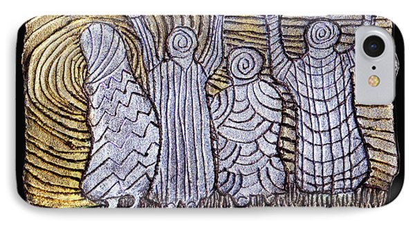 The Ancients IPhone Case