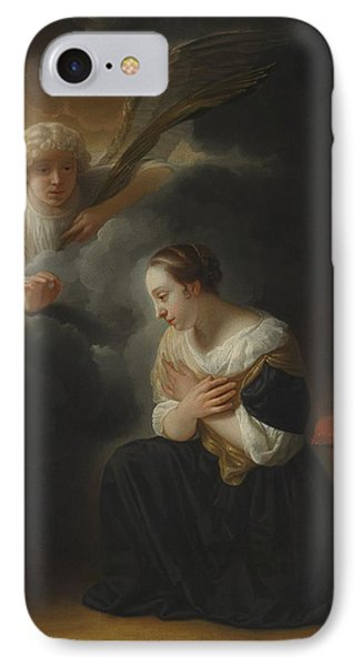 The Annunciation Of The Death IPhone Case