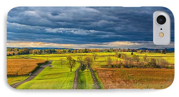 The Antietam Battlefield IPhone Case