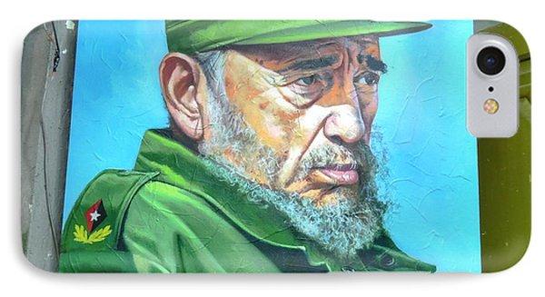 The Arts In Cuba Fidel Castro IPhone Case