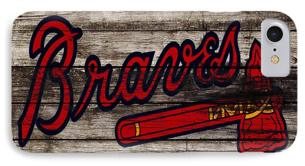 The Atlanta Braves 3h    IPhone Case