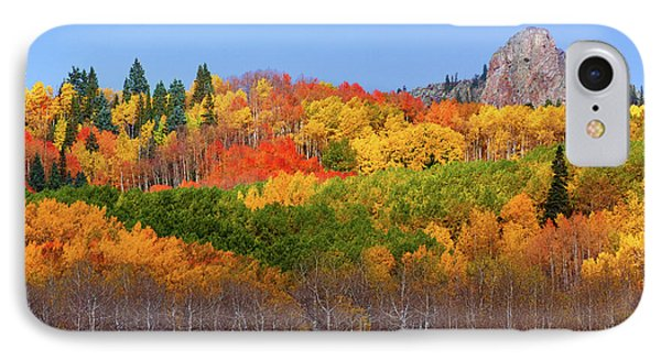 The Autumn Blanket IPhone Case