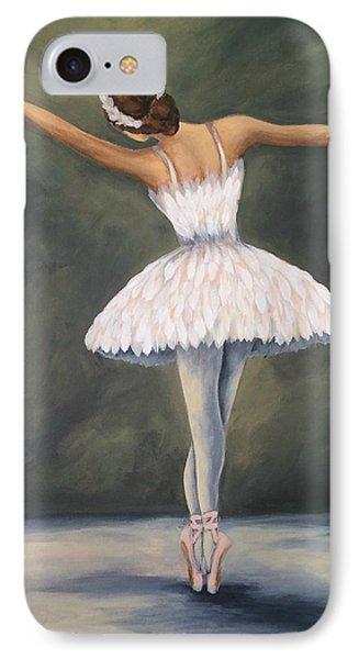 The Ballerina V IPhone Case