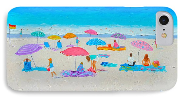 The Beach Holiday IPhone Case