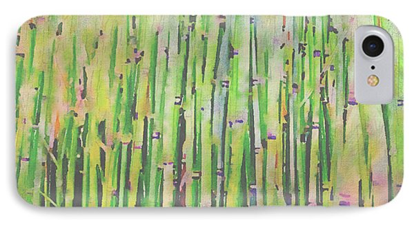 The Beauty Of A Bamboo Fence IPhone Case