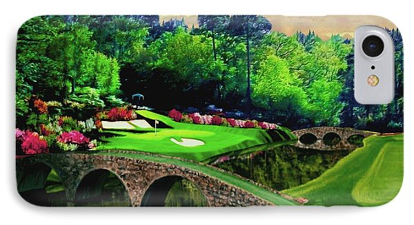 The Beauty Of The Masters IPhone Case