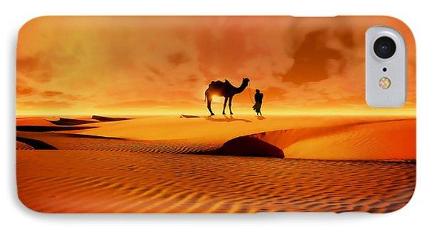 The Bedouin IPhone Case