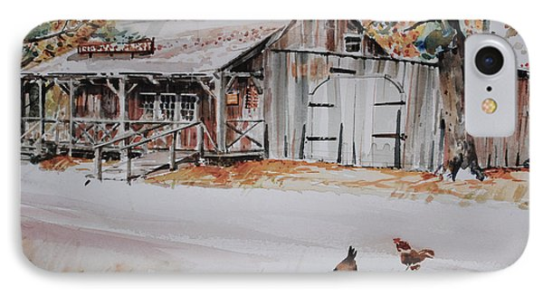 The Blacksmith Shoppe IPhone Case