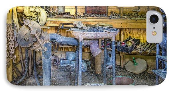 The Blacksmith's Shoppe IPhone Case