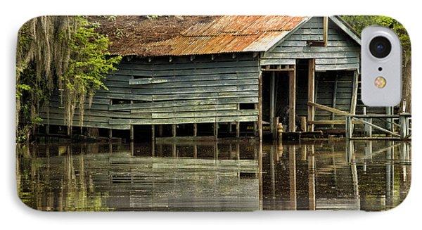 The Boathouse IPhone Case