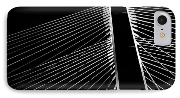 IPhone Case featuring the photograph The Bridge by Chris Feichtner