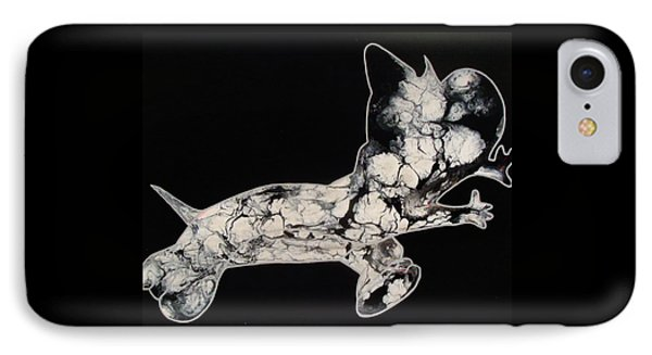 The Chase Bw IPhone Case
