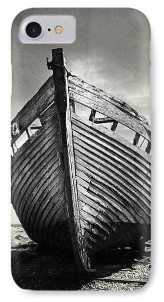 Boat iPhone 8 Case - The Clinker by Mark Rogan