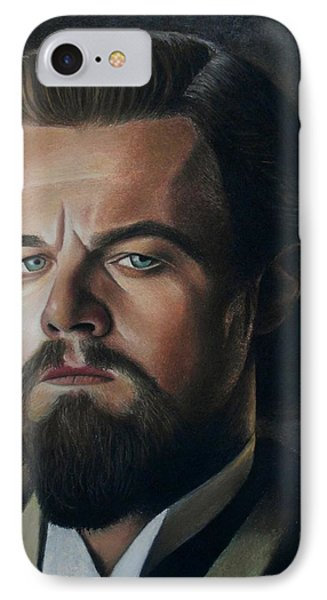 The Cold Expression - Leonardo Dicaprio IPhone Case