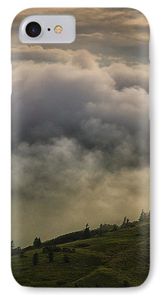 Summer Storm - Roan Mountain IPhone Case