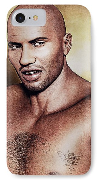 The Contender IPhone Case