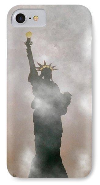 9/11 Darkest Day In Usa History IPhone Case