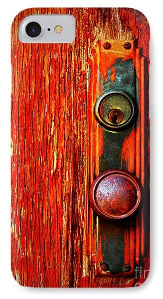 The Door Handle  IPhone Case