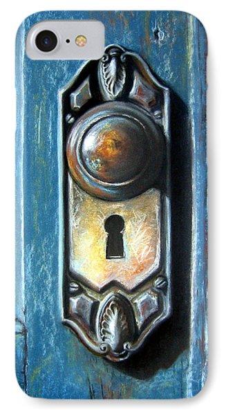 The Door Knob IPhone Case