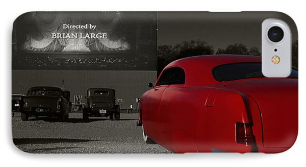 The Drive-in IPhone Case