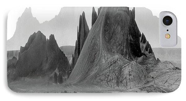 Mountain iPhone 8 Case - The Edge by Mike McGlothlen