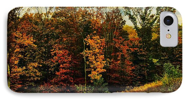 The First Days Of Fall IPhone Case